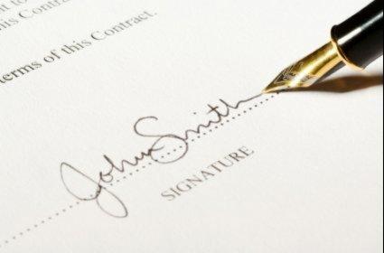 Заверение подписей/ доверенностей