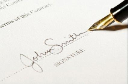 Authentification de signature et procurations